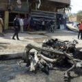 Car bombing in Baghdad