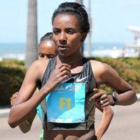 Tirunesh Dibaba Withdraws From London Marathon