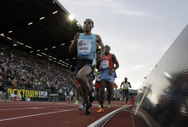 Athletics : Bekele gets back to his brilliant best at Berlin Marathon
