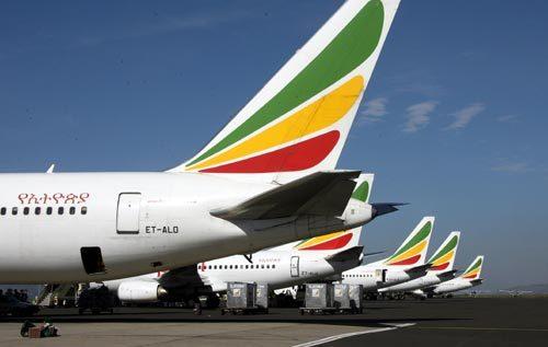 Ethiopian Airlines - Nigeria