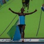Ethiopia : Gemeda Feyera wins Hong Kong Marathon as 64,000 runners take to the streets