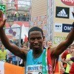 Ethiopian runner Getu Feleke wins Vienna marathon in 2:05:41, beats course record by 1:17