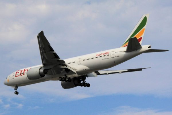 Ethiopian Starts Services to Guinea, Conakry