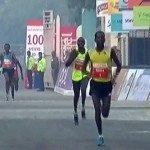 Ethiopian runner Guye Adola is Airtel Delhi Half Marathon winner