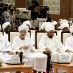 Two opposition parties suspend participation in Sudan's dialogue process