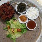 Sora Ethiopian Restaurant , Toronto