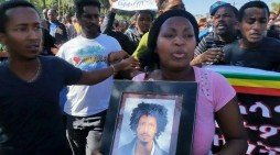 Addis Ababa grieving victims of ISIS in pictures