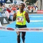 Sisay Lemma won Vienna City Marathon