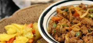 Dining Review: Ethiopian Restaurant and Coffee is big on flavor and portions
