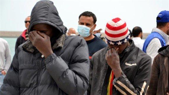 Blog: Desperate measures for African migrants