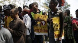 Thousands take part in Johannesburg peace march
