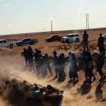 ISIS militants execute 600 Yezidis northern Iraq : ARA News