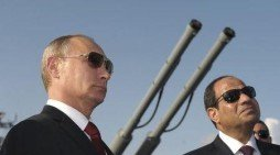 Russia and Egypt hold joint naval exercise