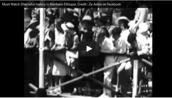 [Must Watch] Shameful history in Northern Ethiopia