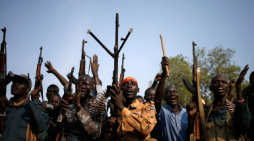 S. Sudanese rebels accuse government force of renewed fighting