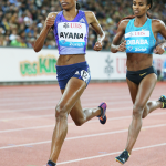 Ethiopia : Almaz Ayana won Women's 3000m IAAF Diamond League Zurich 2015