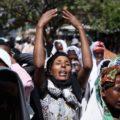 Oromo Protest   source : Vice News