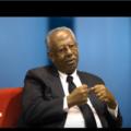 Kassa Kebede - photo screen shot of ESATinterview