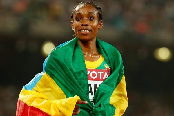 Ayana Targets double gold as Ethiopia announce team for Rio