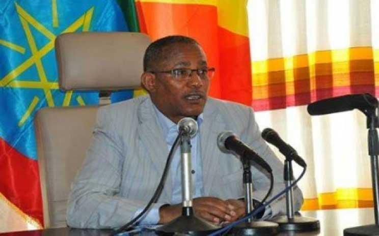 Amhara Regional State president - Gedu Andargachewu