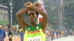 Ethiopia : Feyisa Lilesa and Kenenisa Bekele to compete at London Marathon