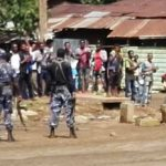 Protesters confronting Agazi forces  in Gojam  Source :ESAT
