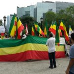 Narrow Nationalism is a thing of TPLF : protesters in Toronto
