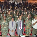 Regime in Ethiopia announced promotion in the military