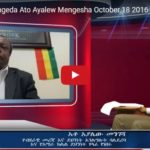 ESAT interview with Ayalew Mengesha