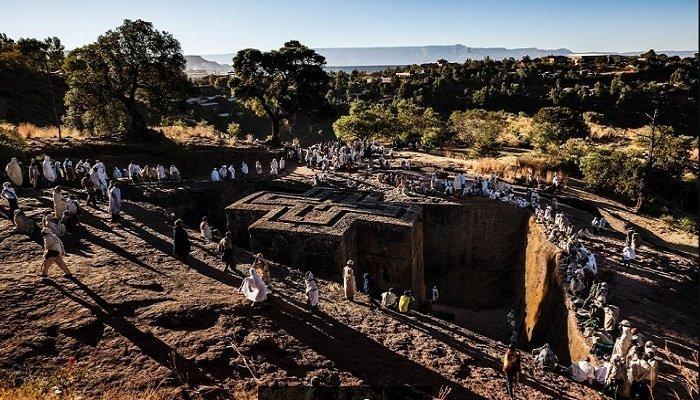 Walk with pilgrims on a journey to Lalibela, Ethiopia's New Jerusalem : CNN