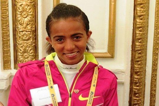 Buzunesh Deba Source: www.competitor.com