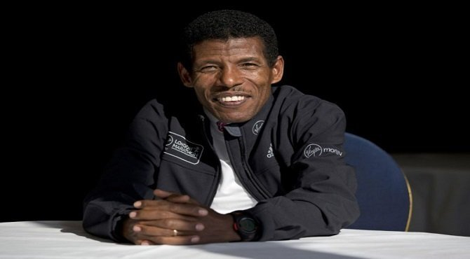 Haile Gebreselassie - President of Ethiopian Athletics Federation  Source : EBC