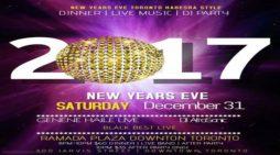 Toronto : New Year Eve  Habesha Style