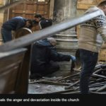 Cairo bombing: Cairo Coptic Christian complex hit