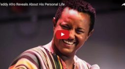 Ethiopia : this interview will tell you why Teddy Afro is a conscious musician of this time