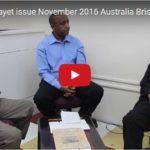 ESAT interview on Wolqaite