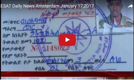 ESAT Daily News Amsterdam January 17,2017