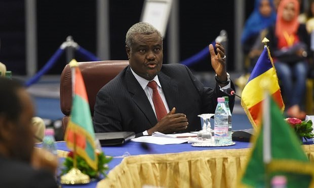 African Union has new chairman,Moussa Faki Mahamat,from Chad