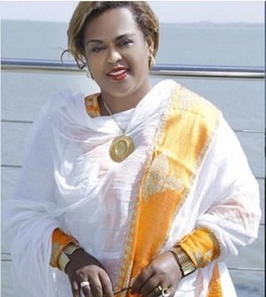 Tiliksew Gedamu , owner of Grand Resort Hotel Source : Ethiopian Observer