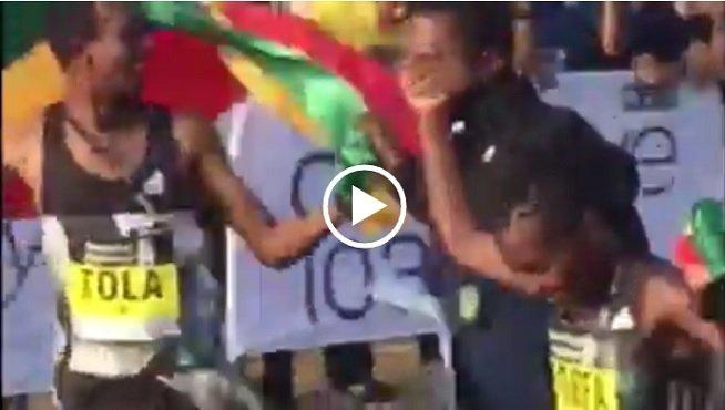 Dubai Marathon : Videos from Gulf News