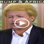 Abiy Jami- New Ethiopian Comedy - Trump