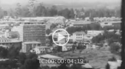 Addis Ababa in the 1960's