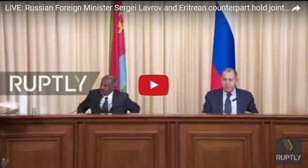Bilateral Consultations between Eritrea and Russia