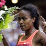 New world record for Ethiopia 's Genzebe Dibaba