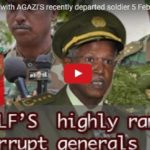 ESAT interview with defected member of Agazi