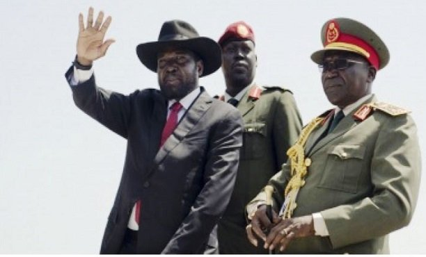 Ethiopia : Salva Kiir reportedly signed security deal with Ethiopia