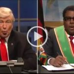 Trump and Mugabe comedy