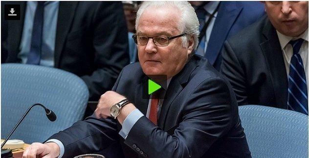 Russian ambassador to UN Vitaly Churkin dies suddenly