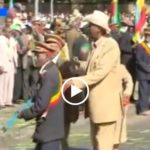 121st anniversary of Adwa victory is celebrated in Addis Ababa,Ethiopia.