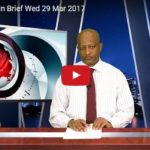 ESAT DC News In Brief Wed 29 Mar 2017